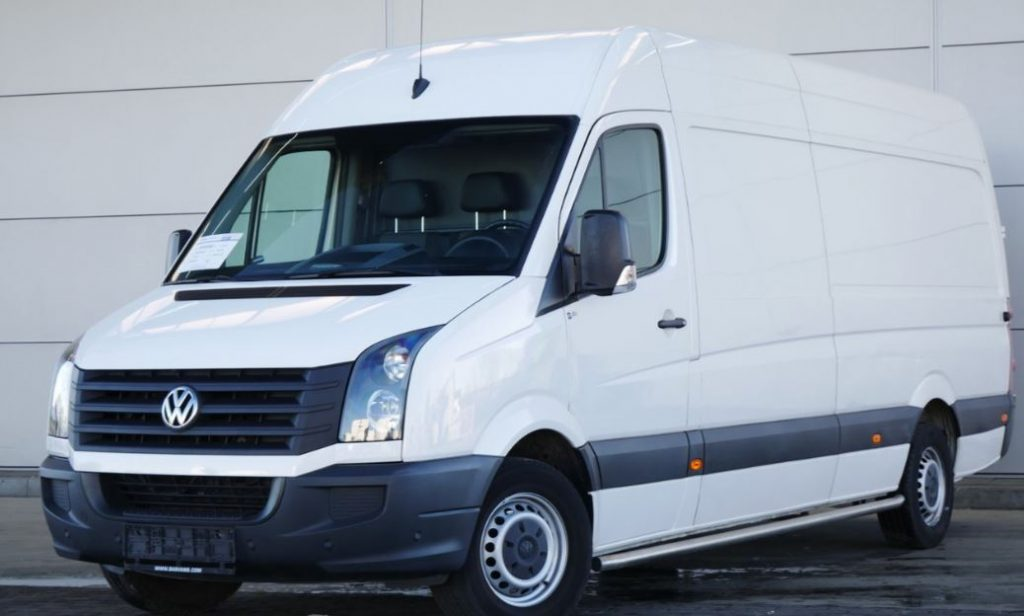 VW Crafter 2.0 Tdi 120kw long 4.2m