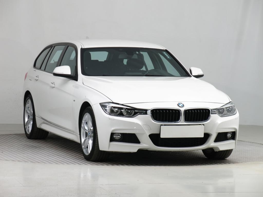 BMW 3 combi 2.0d