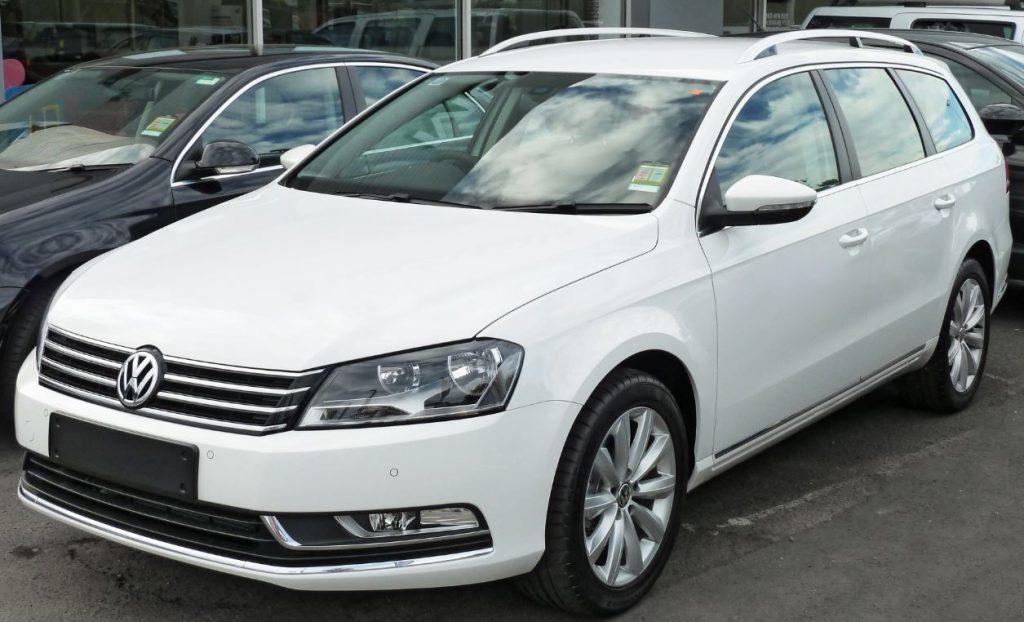 VW Passat Combi 2.0Tdi